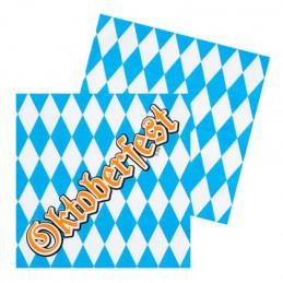 12 Serviettes papier...