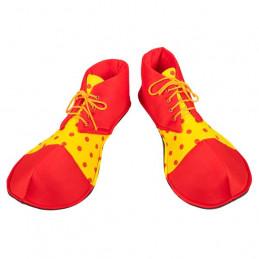 Chaussures de clown en...