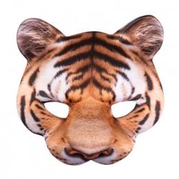 Demi-masque Tigre