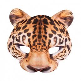 Demi-masque Léopard