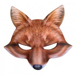 Demi-masque Renard