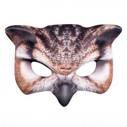 Demi-masque Hibou