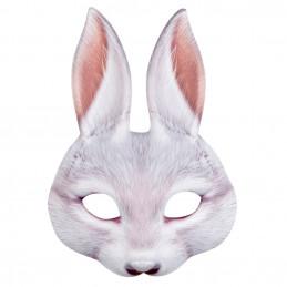 Demi-masque Lapin