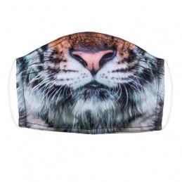 Masque facial Tigre