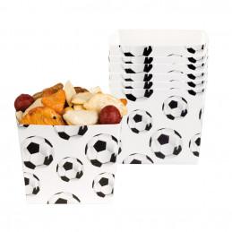 6 Bols carton Football 40 cl