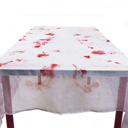 Nappe polyester Bloody de...