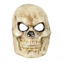 Masque visage PVC Tête de...