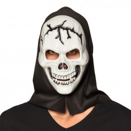 Masque visage Tête de mort...