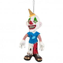 Decoration Creepy clown (44...