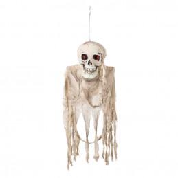 Décoration Screwy skull (80...