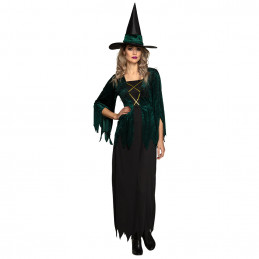 Costume adulte Gothic witch...