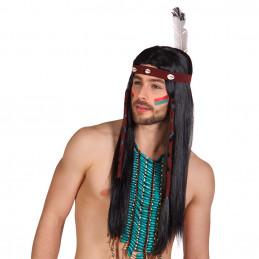 Perruque Indian Takoda