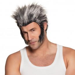 Perruque Loup-garou