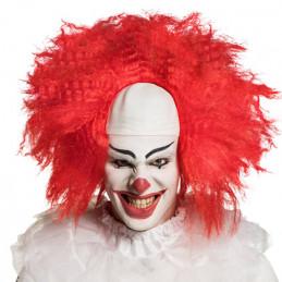 Perruque Horror clown
