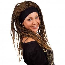 Perruque Emily avec bandeau