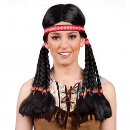 Perruque Indian Makawee...