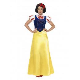 Costume princesse la neige...