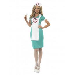 Costume infirmière du bloc...
