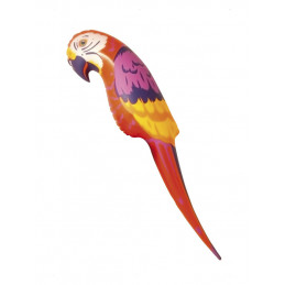 Perroquet, gonflable, 116cm