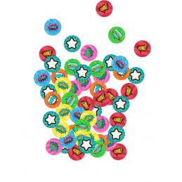 50 Confettis déco de table...