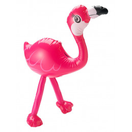 Flamant rose gonflable,...
