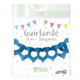Guirlande deux cœurs 4m -...