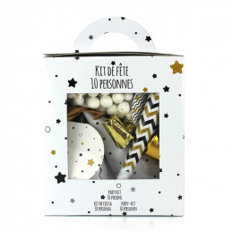 Boîte blanche Kit 10 P Luxe