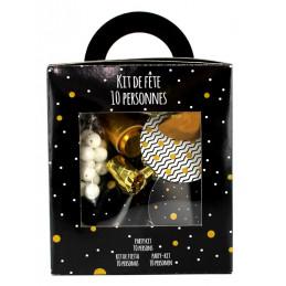 Boîte noire  Kit 10 P Luxe