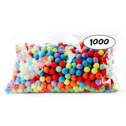 Sac de 1000 boules...
