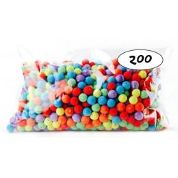 Sachet de 200 boules...