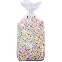 Sac de 10 kgs confettis...