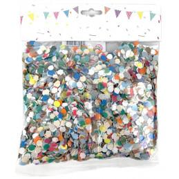 100 gr confetti...