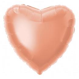 Ballon mylar 45 cm coeur...