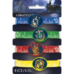 4 Bracelets stretch Harry...