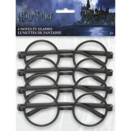 4 Paires de lunettes Harry...