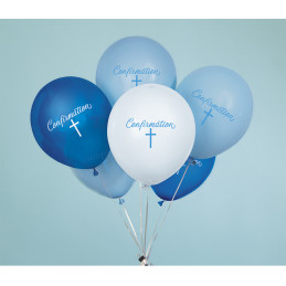 12 Ballons latex 30 cm...