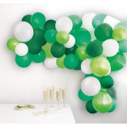 Kit de 40 ballons latex...