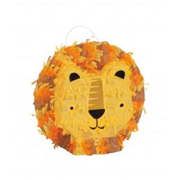 Mini Pinata Tête de lion...