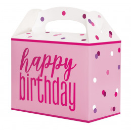 6 boxs cadeau HAPPY...