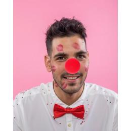 Nez clown  5 cm en mousse SC