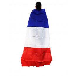 Cape de supporter France...