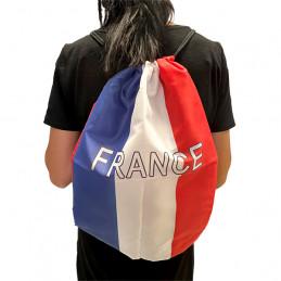 Sac supporter France  Bleu...