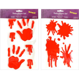 Gel stickers Traces sang -...