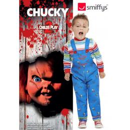 Costume de Chucky enfant