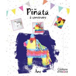Pinata à construire - Ane