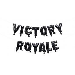 Banniere avec 13 Ballons...