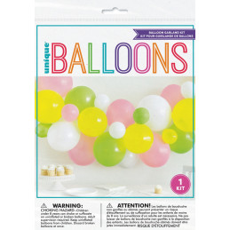 Guirlande de ballons latex...