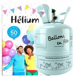 Bouteille hélium compressée...
