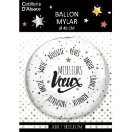 Ballon foil 48 cm MEILLEURS...