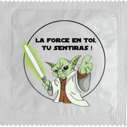 Preservatif - LA FORCE EN TOI